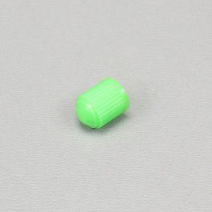 Bouchon de valve universel vert (à l'unité)