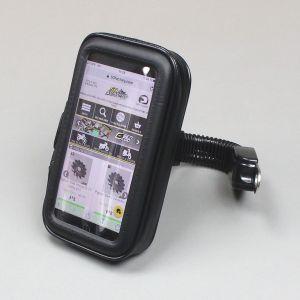 Housse avec support smartphone et GPS