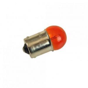 Ampoule de clignotant BA15S 12V 23W orange
