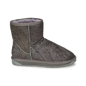Boots Booroo MINNIE LEO Gris - Taille 36