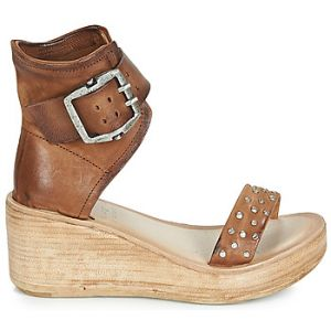 Sandales Airstep / A.S.98 NOA CLOU Marron - Taille 36,37,38,39,40,41,42