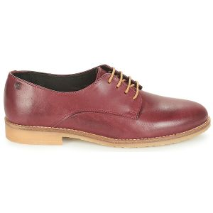 Derbies Casual Attitude JAGAZZA rouge - Taille 36,37,38,39,40,41
