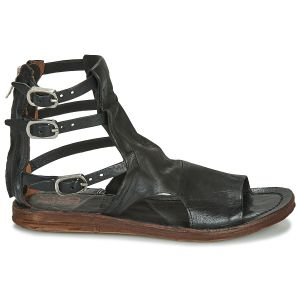 Sandales Airstep / A.S.98 RAMOS BRIDES Noir - Taille 36,37,38,39,40,41