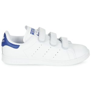 Baskets basses adidas STAN SMITH CF blanc - Taille 40,42,44,46,36 2/3,38 2/3,39 1/3,40 2/3,41 1/3,42 2/3,43 1/3,44 2/3,45 1/3,46 2/3,47 1/3,48,48 2/3,4