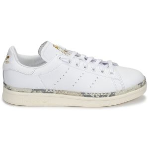 Baskets basses adidas STAN SMITH NEW BOLD blanc - Taille 42