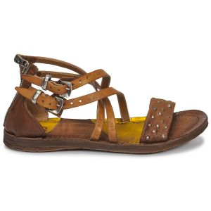 Sandales Airstep / A.S.98 RAMOS CLOU Marron - Taille 40,41