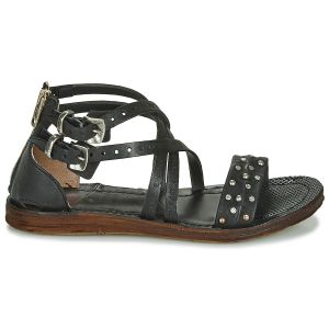 Sandales Airstep / A.S.98 RAMOS CLOU Noir - Taille 36,37,38,39,40,41,42