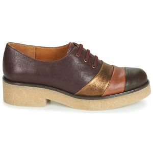 Derbies Chie Mihara YELLOW Bordeaux - Taille 36,37,38,39,40,41,42,35,37 1/2,38 1/2,39 1/2