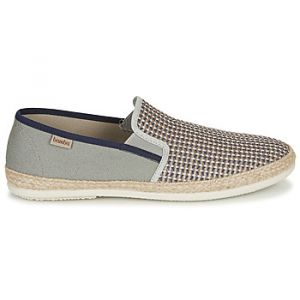 Espadrilles Bamba By Victoria ANDRE ELASTICO TRENZAD Gris - Taille 39,40,41,42,43,44,45