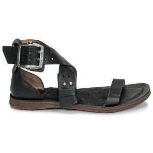Sandales Airstep / A.S.98 RAMOS CROISE Noir - Taille 36,37,38,39,40,41,42