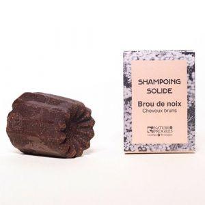 Savon-Shampoing solide Brou de Noix