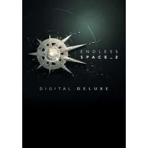 Endless Space 2 - Digital Deluxe Edition Steam Key EUROPE