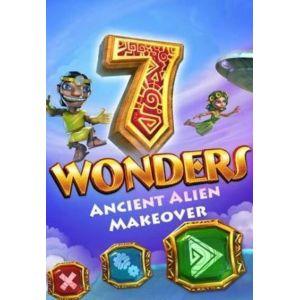 7 Wonders: Ancient Alien Makeover Steam Key GLOBAL