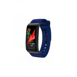 F4 0.96 Pouce Tft Couleur Écran Bracelet En Silicone Smartband Smart Bracelet, Ip67 Étanche, Soutien De Mode Sportive / Rappe