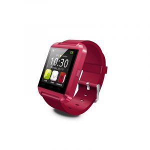 Portable Multifonctional Bluetooth V3.0 + Edr Smart Wrist Watch (rouge)