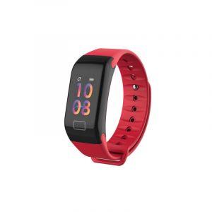 Tlw T1 Plus Fitness Tracker 0,96 Pouces Écran Bracelet Couleur Smart Bracelet, Ip67 Imperméable À L'eau, Mode Sport De Sou