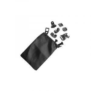 St-52 Hd Caméra Accessory Sac De Rangement En Nylon Pour Gopro Hero4 / 3 / 3/2/1 (noir)