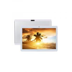 Tablette Pc Hongsamde Hsd808 4g Call, 10,1 Pouces, 2 Go 32 Go (argent)