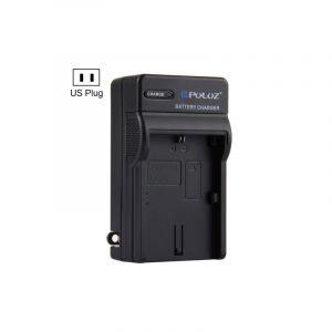 Puluz (prise Usa) Chargeur De Batterie Pour Canon Lp-e6 Batterie