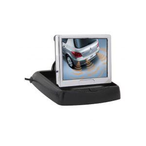Ecran 3.5p Lcd Vidéo Auto Pour Caméra Recul-tv-dvd-mp4