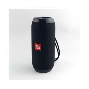 Haut Parleur Enceinte Bluetooth - 1200mah Étanche Portable Sans Fil, Port Micro-sd, Radio Fm, Aux Noir