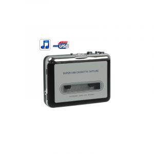 Cassette À Pc Usb Cassette À Mp3 Converter Capture Audio Musique Lecteur