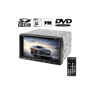 Autoradio Gps, Dvd, Bluetooth, Tv, Usb, Sd