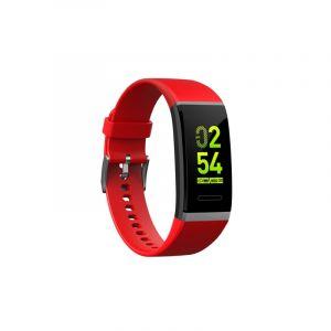 V11 Fitness Tracker 0.96 Pouces Oled Écran Smartband Bracelet, Ip67 Imperméable À L'eau, Mode Sport Compatible / Pression Ar