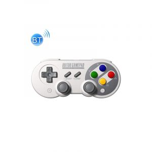 8bitdo Sf30pro Sans Fil Bluetooth Gamepad Joystick Pour Switch Android Rumble Vibration Motion Controls