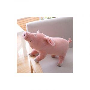 2560cm Jouets En Peluche Piggy Pillow Real Life Piglet Coussin Spoof Jouet Drôle