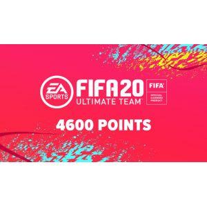 FIFA 20: 4600 FUT Points Xbox ONE