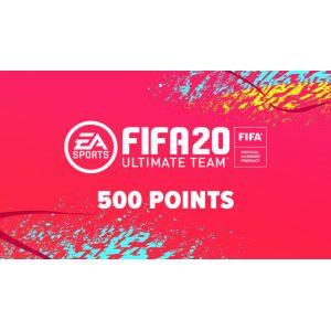 FIFA 20: 500 Points PS4 (Germany)