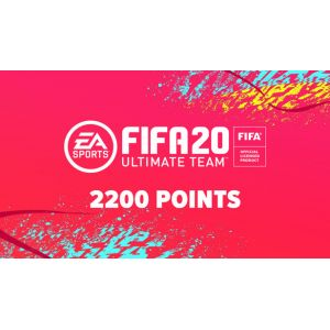 FIFA 20: 2200 FUT Points Xbox ONE
