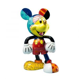 Statuette - Mickey Mouse - Disney by Britto debout