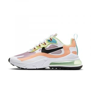 Chaussure Nike Air Max 270 React SE pour Femme - Rose - Taille 36.5 - Female