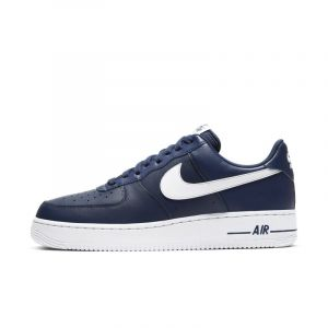 Chaussure Nike Air Force 1'07 pour Homme - Bleu - Taille 38.5 - Male