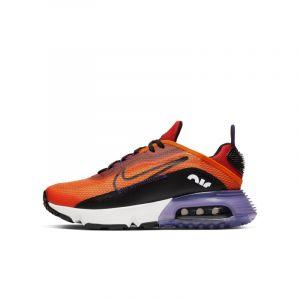 Chaussure Nike Air Max 2090 pour Enfant plus âgé - Orange - Taille 39 - Unisex