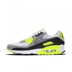 Chaussure Nike Air Max 90 pour Homme - Blanc - Taille 48.5 - Male