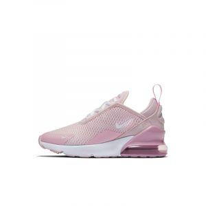 Chaussure Nike Air Max 270 pour Jeune enfant - Rose - Taille 32 - Unisex