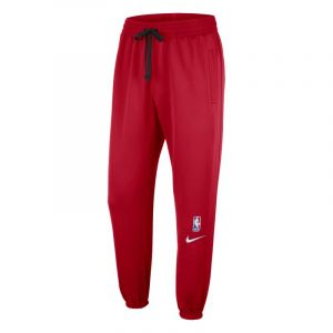 Pantalon NBA Nike Therma Flex Chicago Bulls Showtime pour Homme - Rouge - Taille 2XL - Male