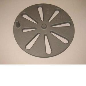 18026NOIBC SUPRA Grille de décendrage Fonte, diamètre 204.5 mm