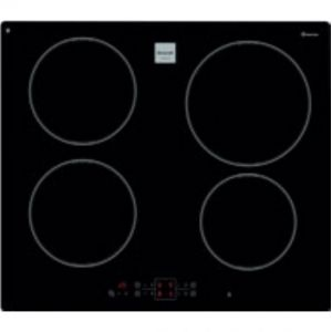 Table de cuisson Brandt TI712BT1 largeur 60 cm, 4 foyers à induction, commandes sensitives