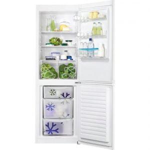 Réfrigérateur combiné inversé FAURE FRB36101WA Réfrigérateur combiné inversé 337 litres, Profondeur 67.4 cm, Blanc, Classe énergetique A+