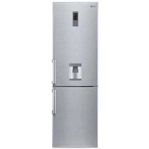 Réfrigérateur combiné inversé BEKO CN151121X Réfrigérateur combiné inversé 458 litres, Inox, Profondeur 77 cm, Classe énergetique A+