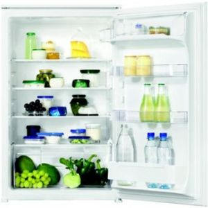 Réfrigérateur Integré FAURE FBA15021 Réfrigérateur Integré de 152 Litres, Profondeur 54.9 cm, Blanc, classe énergie A+