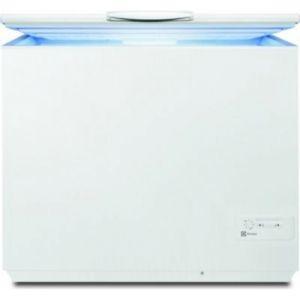 Congélateur bahut ELECTROLUX EC3202AOW1 Congélateur bahut de 300 L, Profondeur 66.5 cm, Blanc, classe énergie A+