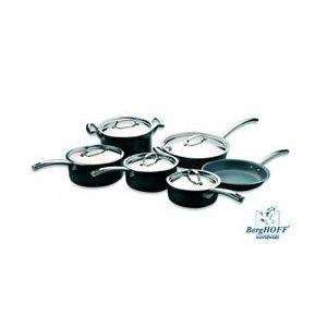 Batterie de cuisine EARTH CHEF Berghoff 468826/3600442 Batterie de cuisine 11 pièces