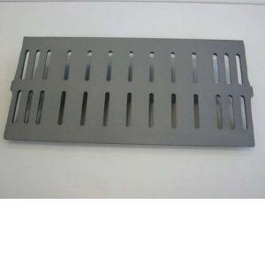 03046PB SUPRA Grille de décendrage Fonte, 39 x 19.2 cm