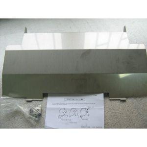 Ensemble kit déflecteur Supra 15670 Déflecteur en tôle, pattes de fixation, écrous et notice de mise en place