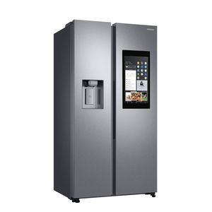 Réfrigérateur américain Samsung RS68N8941SL 593 l, dont congélateur 210 l, classe énergie A++, Inox Premium, Gestion des aliments